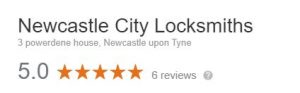 Locksmith newcastle reviews